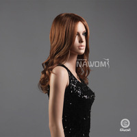 Free shipping elegant princess modelling full Wigs+hairnet free