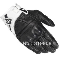 Hot new Mustang full leather racing gloves / motorcycle gloves