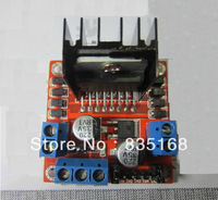 L298N motor driver board MODULE L298 Smart  Robot driver Dual H Bridge DC stepper motor for Arduino