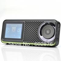 Freeshipping Pocket   2.4inch  LCD screen Wirelss wifi  internet TV + internet Radio Media Player