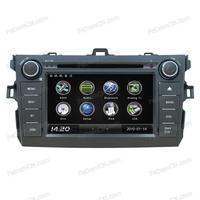 car dvd player autoradio car gps navigation for Toyota Corolla