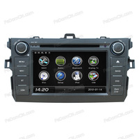 car dvd player autoradio car gps navigation for Toyota Corolla