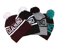 Fashion Bigbang GD Diamond Supply Co Beanie,Winter Hat Beanie,Wasted Beanie Supply Beanies Brand Snapback Caps