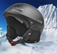 Free shipping!French brand Wed'ze ski helmet,winter skiing sports helmet,snowboard snowmobile helmet, ABS shell technical