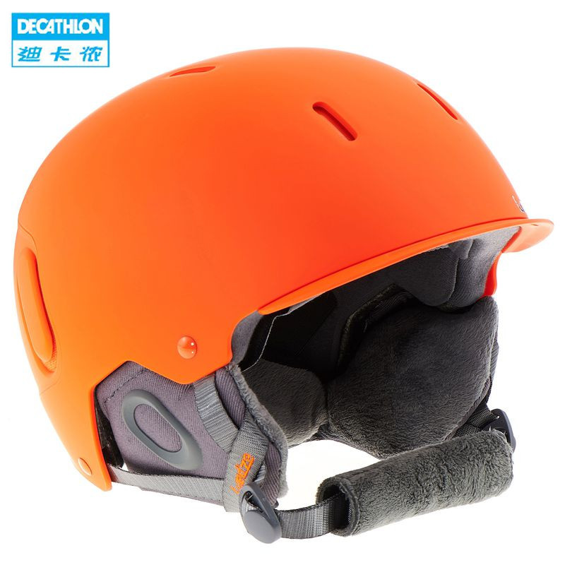Free Shipping Ski helmet safety helmet ski fleece protector within a single lightweight design(China (Mainland))