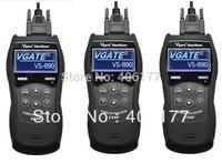 New Vgate Scan VS890 OBDII OBD2 EOBD CAN-BUS Code Reader Scanner Diagnostic Tool, free shipment