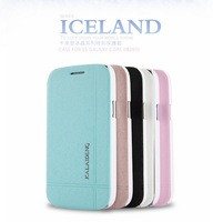 Case For Samsung GALAXY CORE I8260 Luxury Original Kalaideng ICELAND Series -Slim PU Leather Cover Free Ship