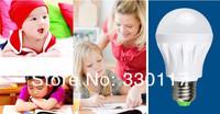 High brightness LED Bulb Lamp E27 2835SMD 5W 7W AC220V 230V 240V Cold white/warm white Free shipping