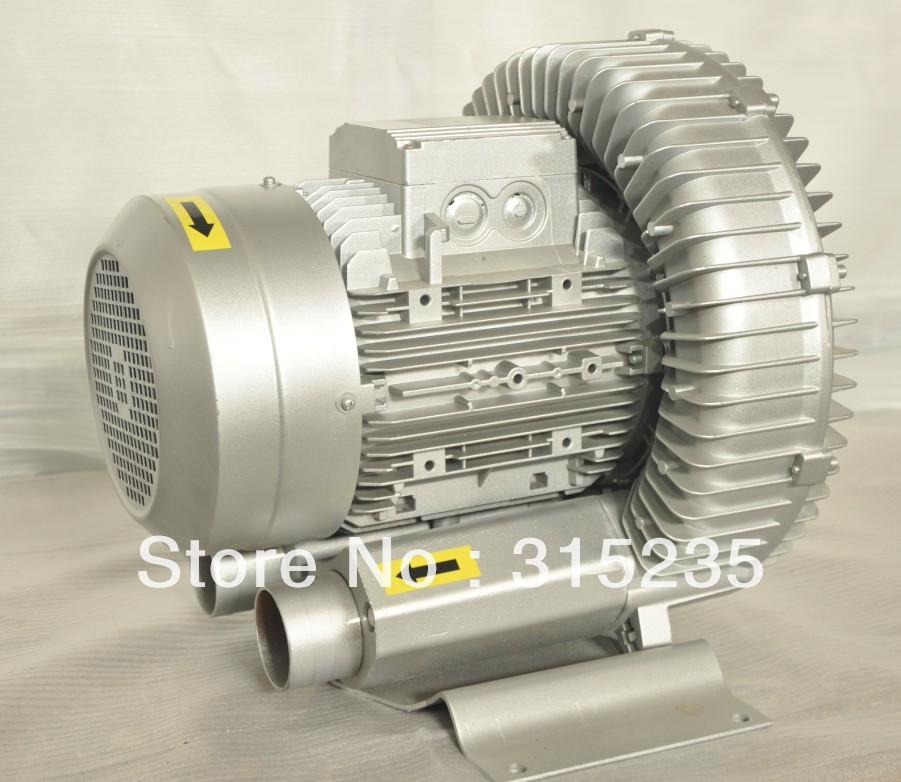 JQT 5500W Side channel air blower air ring blower vortex vacuum pump(China (Mainland))