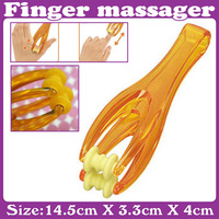 10 pcs/Lot_Finger massager / joint hand massager