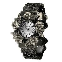 Ladies watch steel strip waterproof watch female student table women's bracelet watch fashion vintage quartz watch promotion