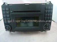 Original new Alpine single CD radio N25-MN2830 for Mercedes Vito B class Audio 20 CD A169 900 20 00 made in Hungary