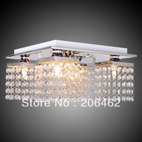 Free Shipping Beaded Ceiling Light with 5 lights in Crystal contemporary chandelier