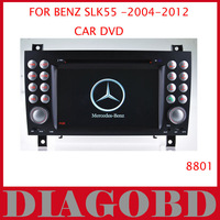 Windows CE Version for Benz SLK55 2004-2011 Car DVD Player with GPS RDS radio bluetooth car dvd
