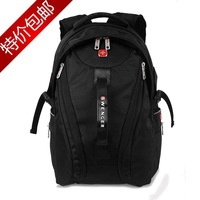 Swiss gear laptop backpack bag male backpack commercial sports travel student school bag female