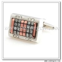 Fast Free Shipping YH-1348C  Men's Shirt Cufflinks,Luxury Cufflinks-Mixed Styles Acceptable