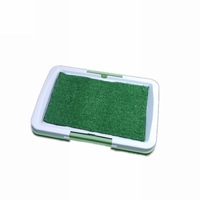 FREE SHIPPING! Pet dog toilet artificial flat panel dog toilet 47 34 5cm