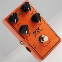 best quality Guitar Effect Pedal Distortion True bypass guitar pedal booster fulltone effects
