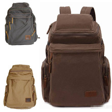 canvas back pack promotion