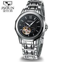 Watch tourbillon fully-automatic mechanical watch fashion male watch waterproof men's inveted