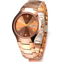 New arrival Aesop watch tungsten steel watches waterproof quartz watch lovers table no8835