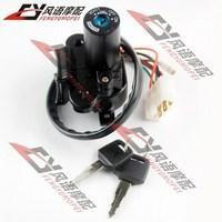 For Kawasaki Super Sherpa KL250 97-07 Tibetans 250 electric door lock door switches switch