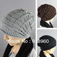 new Women's knitting beanies Knitting Hats Skull Ski Caps/autumn&winter&sprinig warm hat caps knitted beanies skullies/aOL
