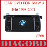 Windows CE Version for BMW E46 1996-2005 Car DVD Player with GPS RDS radio bluetooth car dvd