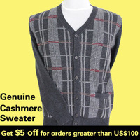Free Shipping Hot Sale 2013 Fashion V-neck Cardigan Winter Sweaters cashmere  knitted sweater Men