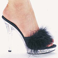 Sexy high-heeled shoes 12 classic black crystal sexy high-heeled sandals high heel platform slippers Free shipping