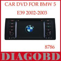 Windows CE Version for BMW E39 2002-2003 Car DVD Player with GPS RDS radio bluetooth car dvd