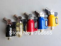 Pocket Jet Torch Flame Cigarette Lighter Refillable Gas Cigar Pipe Lighter