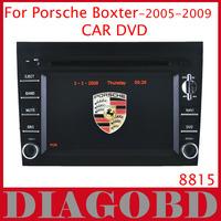 Windows CE Version for Porsche BOXTER 2005-2008  Car DVD Player with GPS RDS radio bluetooth car dvd
