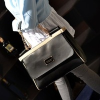 Fashion big bags 2013 women's handbag fashion handbag bag platinum vintage bag handbag
