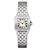 SANTOS series W25064Z5 women's luxury brand quartz watches