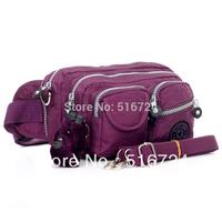 Four with women's handbag small messenger bag waist pack bag casual bag one shoulder cross-body bag small