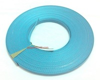 30m Plastic strappings roll PP straps  to handheld manual banding strapper,100% virginal,16mm wide,1.0mm thick,high quality pack