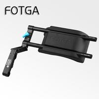 FOTGA DP3000 DSLR Light Steady Shoulder Pad for 15mm Rod Rail System RIG