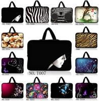"Stylish Many Designs 10""  Laptop Sleeve Bag Carry Case For Apple iPad 4 3 2 1/ 10.1"" Samsung Galaxy Tab"