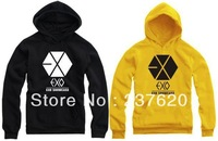 Free shipping 2013 new sale Autumn thickening EXO sweatshirt exo showcase printed casual loose pullover hoodie 8 Color