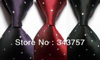 New Silk Classic Paisley Mix Color JACQUARD WOVEN Silk Men's Tie Necktie  Y001