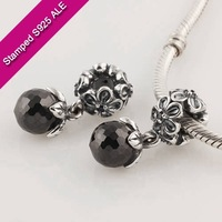 High Quality European Brand Beads Stmaped 925 ALE, Jewelry Made of 925 Sterling Silver,Not Plated LW183