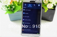 "Note 3  MTK6589 Perfect 1:1 HDC Galaxy N9000  Note 3 Note III phone Android 4.3 MTK6589  5.7"" 1280*720 Resolution 1GB Ram 3G"