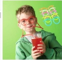 Free shipping, glasses, straws 10p/lot M224