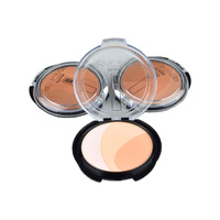 High quality color 24pcs/lot wholesale makeup powder