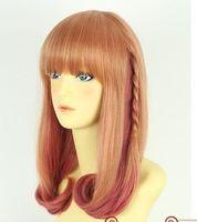 hero amnesia Harajuku cosplay wig cos wig care of the household