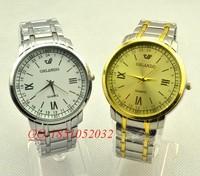 Watch steel watch male commercial promotional steel watch hot-selling