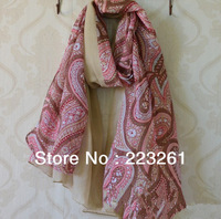 Free shipping 2013 hot sale voile scarf Bohemia national wind scarf multicolor lady's scarf
