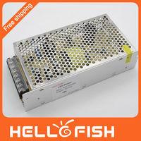 12V 10A 120W switching power supply adapter led strip light transformer 12v free shipping via china post
