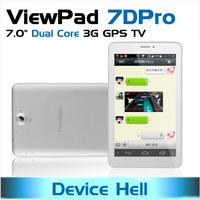 7 inch original view sonic viewpad 7dpro tablet viewpad 7dpro+ android 4.2 built in 3G GPS TV wifi OTG dual camera free shipping